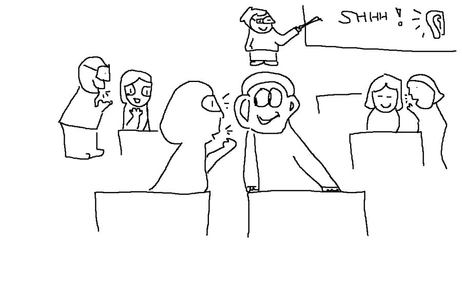 flüsterschule