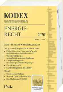 kodex energierecht
