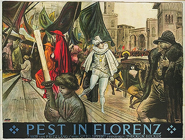 Pest in Florenz