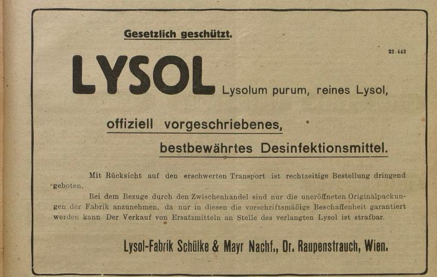 Pharmaceutische Post 1920
